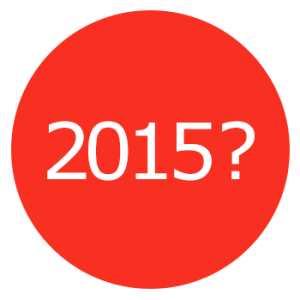 What are your 2015 predictions?