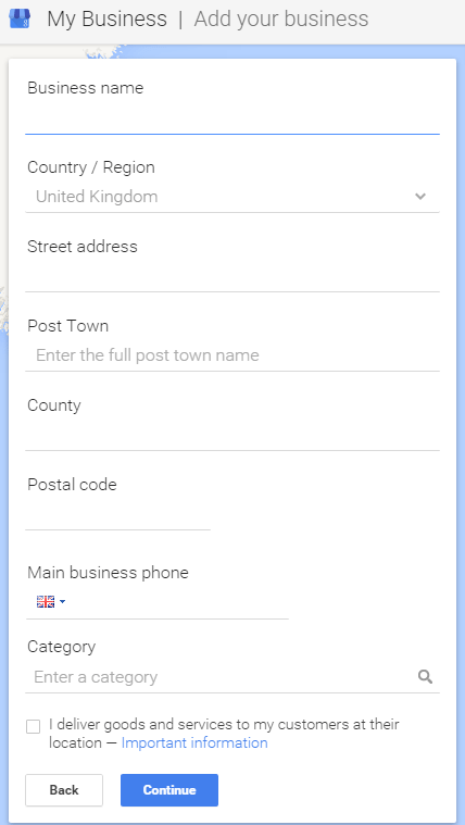 Google-my-business-form