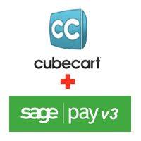 sagepay-v3-cubecart 4