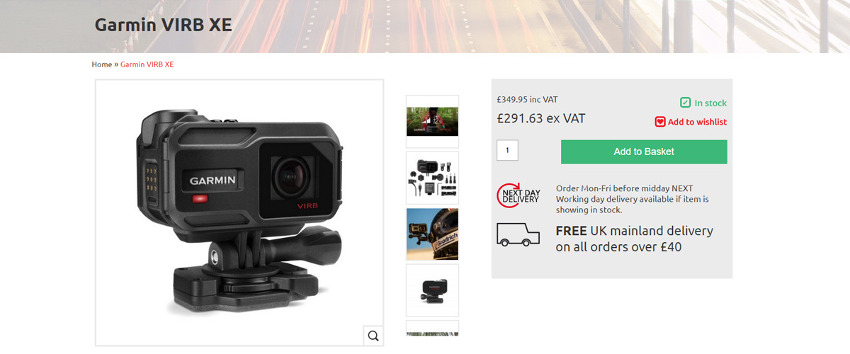 Dogcam Product View